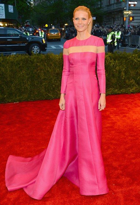 Gwyneth Paltrow: I'm never going to Met Gala again