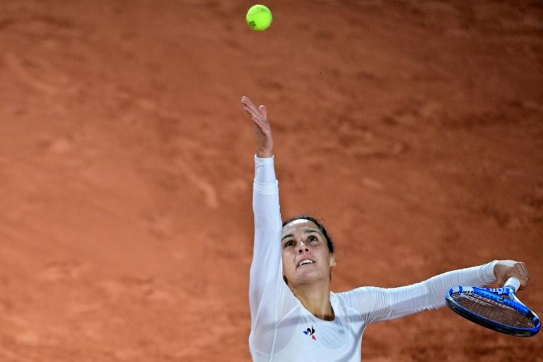 'I was re-educated to eat': Trevisan at French Open after anorexia nightmare