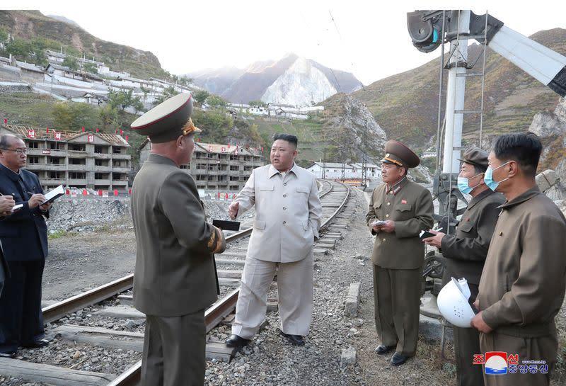 N.Korea's Kim pledges thousands of new homes as economic push begins