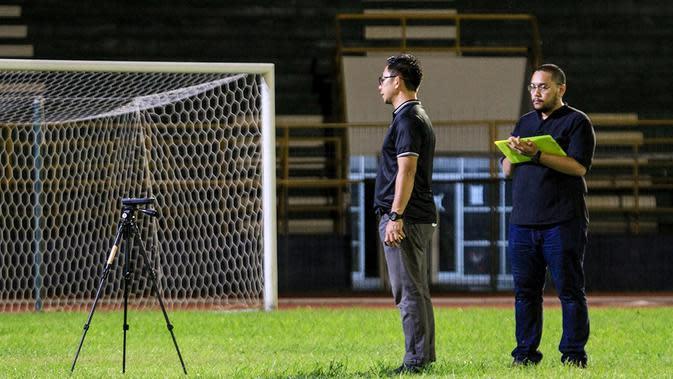 Strategi Unik Persiraja Agar Pencahayaan Stadion Harapan Bangsa Lolos Verifikasi PT LIB