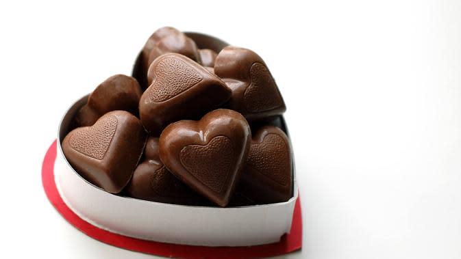 Cara Membuat Permen Coklat
