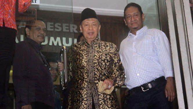 Kabar Hamzah Haz Meninggal, PPP: Alhamdulillah Masih Hidup