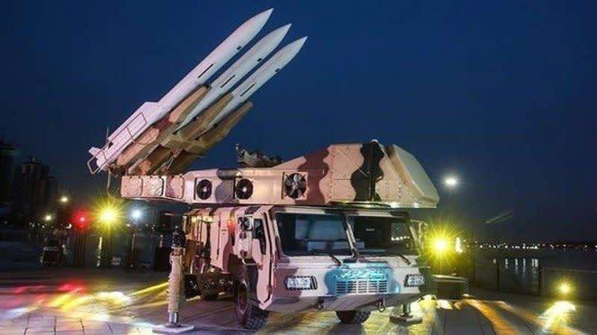 VIVA Militer : Senjata terbaru Iran Kashef 99