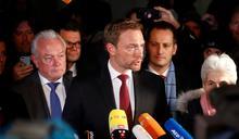 「自由民主黨」退出談判 梅克爾組聯合政府協商破局