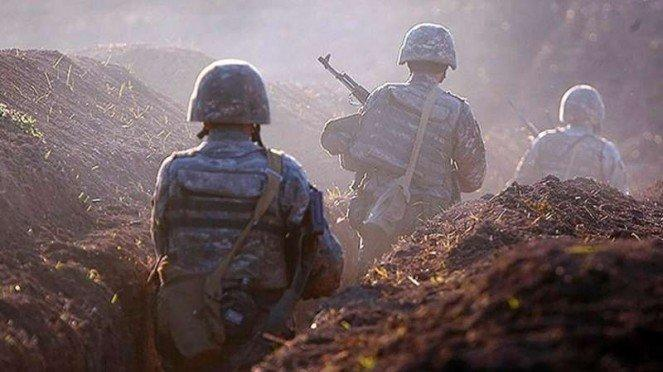 VIVA Militer: Tentara Armenia di perbatasan Azerbaijan