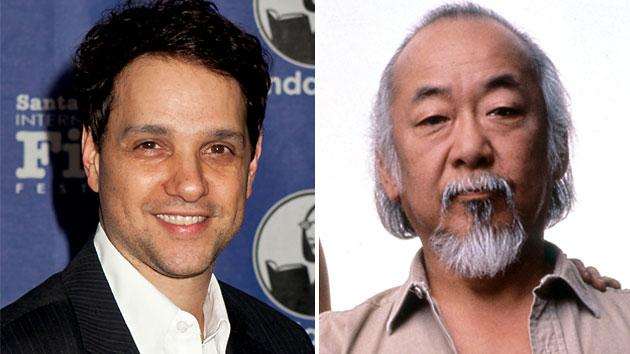 Wanna feel old? Ralph Macchio is now the same age that Pat Morita was in the first 'Karate Kid'