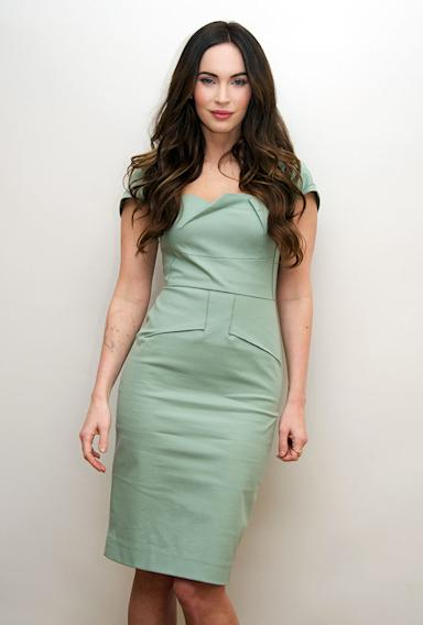 """This Is 40"" Press Conference: Megan Fox"