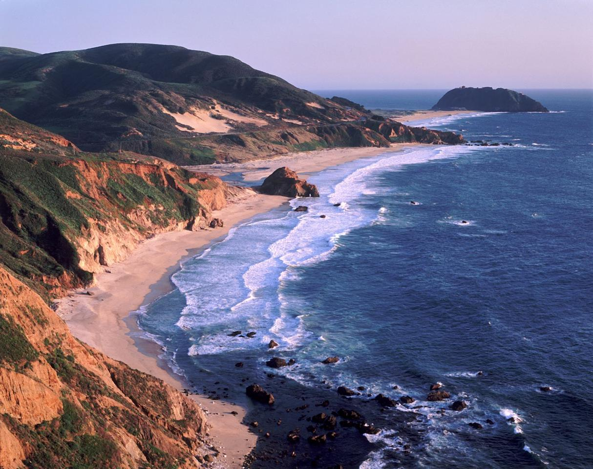 "<p>There are plenty of campsites to be found in <a href=""https://www.bigsurcalifornia.org/camping.html"" target=""_blank"">Big Sur</a>, and all of them are so gorgeous that they look like they belong in a movie. Big Sur is a rugged coastline in the middle of California featuring towering redwood forests, incredible ocean views on any of the beaches, and tons of beautiful hiking trails. It's a wonderful combination of coastal and mountainous. </p>"