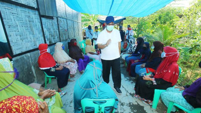 Dalam pertemuan, Akhyar juga menanyakan kepemilikan Badan Penyelenggara Jaminan Sosial (BPJS) kepada para pemulung.