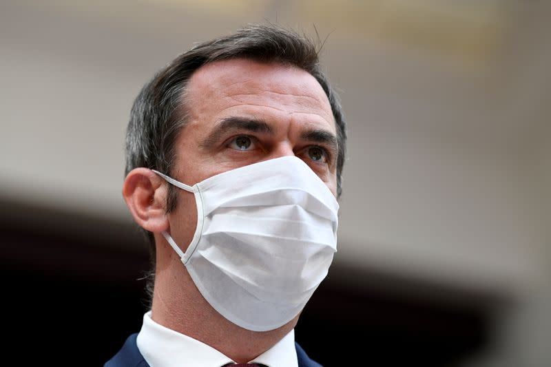 Coronavirus spread largely among under 40-year-olds in France, minister says