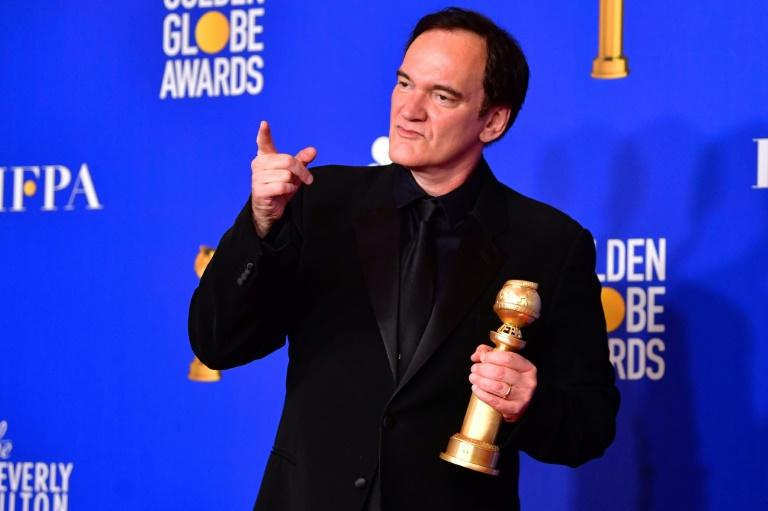 """Quentin Tarantino's homage to 1960s Tinseltown """"Once Upon a Time... in Hollywood"""" is in contention for awards glory"""