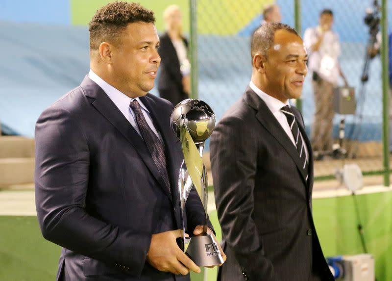 Ronaldo says Brazilian football premature in restarting
