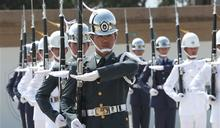三軍儀隊「原地間槍法」 訓練與默契大考驗