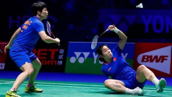 Bukti China Pecundang, Dilibas Ganda Putri Korsel di Denmark Open