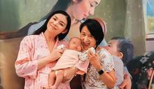 【遠距裂痕偽單親1】日籍老公沒來台陪產 歐陽靖「偽單親」全靠她幫忙