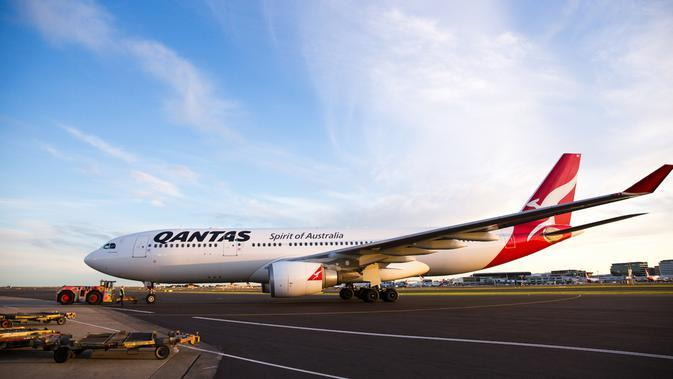 Qantas (dok. Qantas)