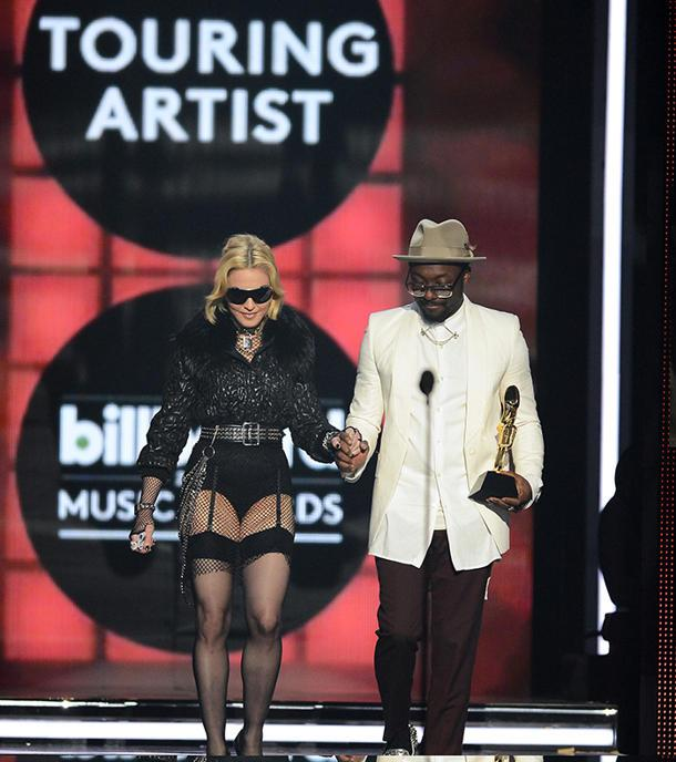 Madonna's Epic Billboard Awards Speech: Like a Curmudgeon