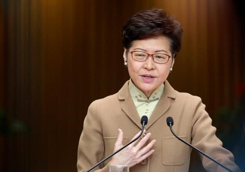 Hong Kong janjikan bantuan ekonomi $ 1,3 miliar di tengah kerusuhan