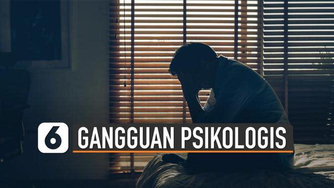 VIDEO: Langkah Mengatasi Gangguan Psikologis Akibat Corona