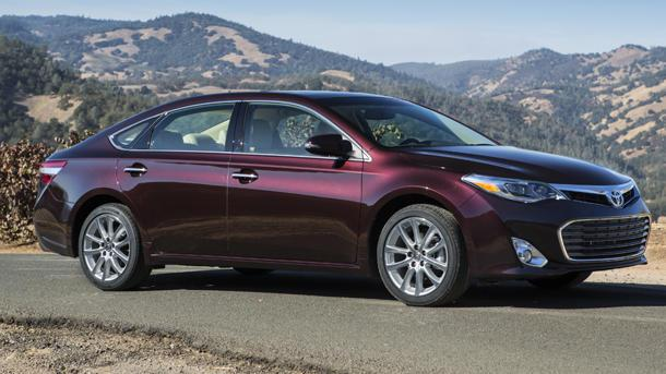 2013 Toyota Avalon gets its hip replacement: Motoramic Drives