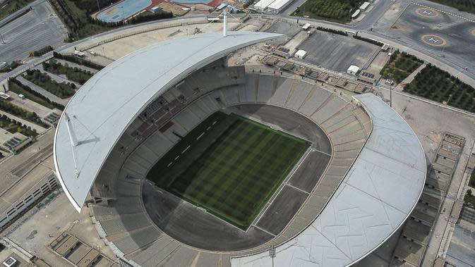 Ataturk Olympic stadium. (AFP/Ozan Kose)