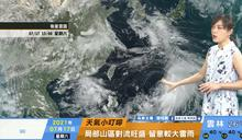 一分鐘報天氣 /週日(07/18日) 週末高溫炎熱 午後有局部大雷雨