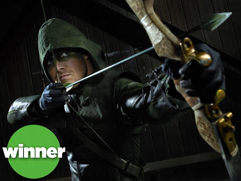 "Fall TV Winners & Losers - ""Arrow"""