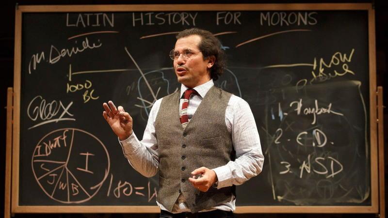 John Leguizamo: Latin History For Morons, on Netflix