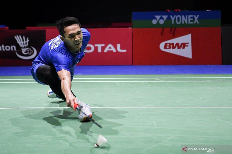Tekuk Prannoy, Jojo maju ke babak dua Indonesia Masters