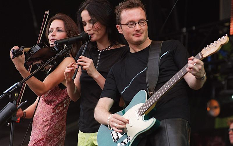 The Corrs in 1999 - PA