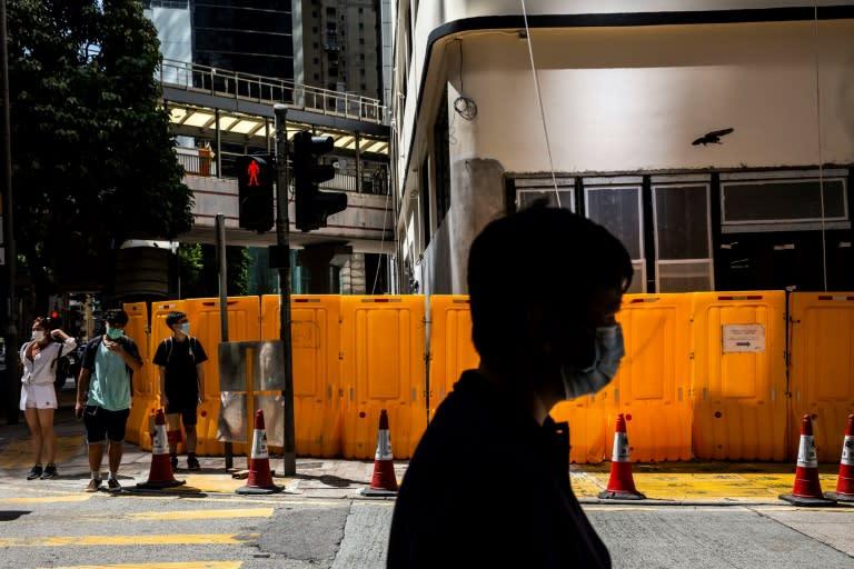Hong Kong offers universal virus testing, with Beijing's help