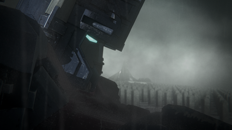 Ultra Magnus (Edward Bosco) in Transformers: War for Cybertron Trilogy. (PHOTO: Netflix)