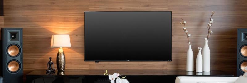 JVC 70-inch 4K TV lifestyle! (Photo: Walmart)