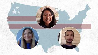 2020美國大選:拜登挑戰總統寶座 民主黨年青支持者有話說