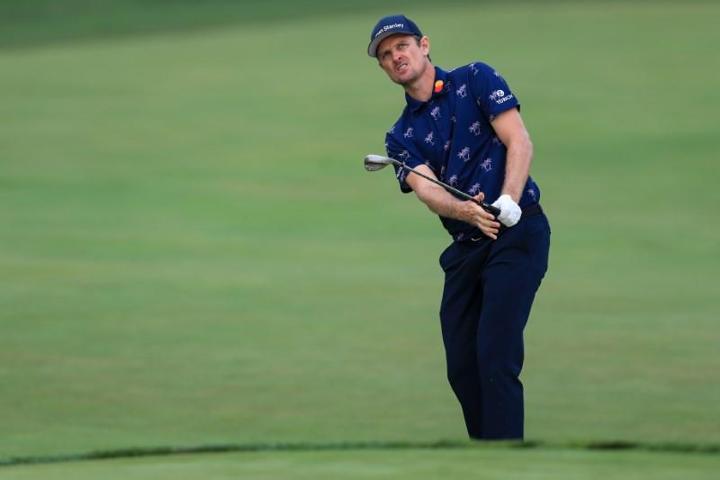 Rose hoping to bloom at PGA Championship after poor run of form