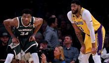 NBA/詹皇盛讚一眉…字母哥躺槍了