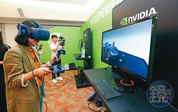 謝孟恭熱愛電玩,日前輝達新品發表,讓他眼睛一亮,決定持股加碼續抱。
