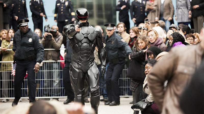 Box Office: 'RoboCop' Jumps the Gun Aiming for $35 Million-Plus Six-Day Opening