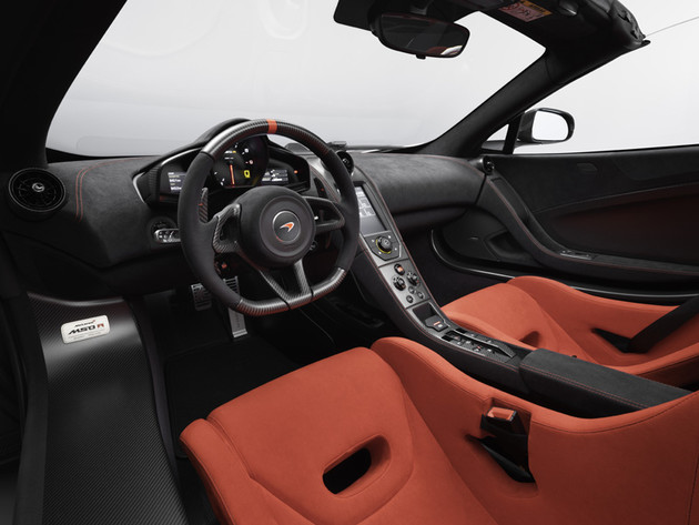 買車也搞雙飛!? ─ McLaren MSO R一款兩型只為一人而打造!