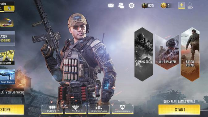 Call of Duty: Mobile (screenshot)