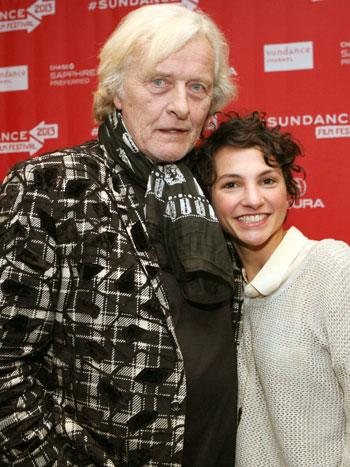 Rutger Hauer goes back to 'The Future' at Sundance