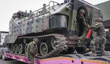 影/閃電颱風逼近 陸戰隊完成恆春地區災防整備
