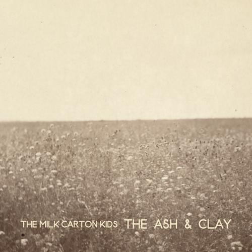 """This CD cover image released by ANTI Records shows """"The Ash & Clay,"""" by The Milk Carton Kids. (AP Photo/ANTI Records)"""