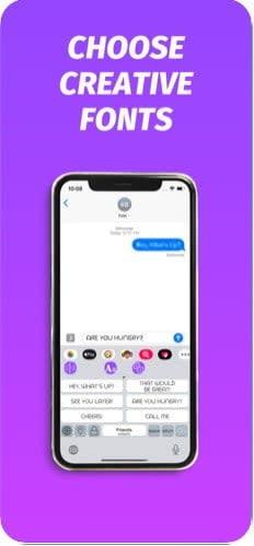 best iphone keyboard apps phrase2