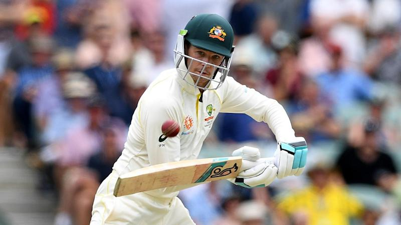 CRICKET TEST AUSTRALIA INDIA