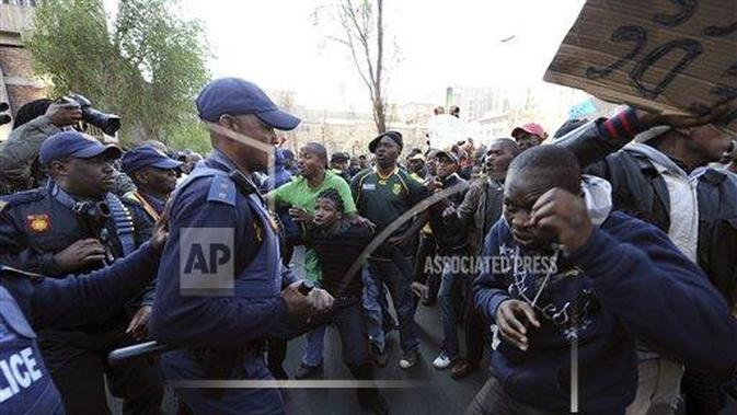 Polisi Botswana (AP Photo)