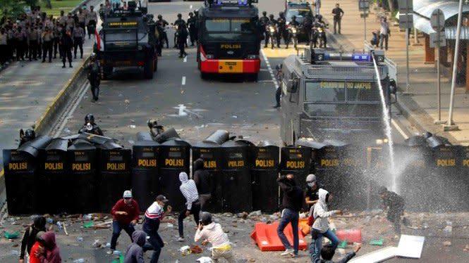 Sempat Ditahan, Jurnalis Merahputih.com Akhirnya Dibebaskan Polisi