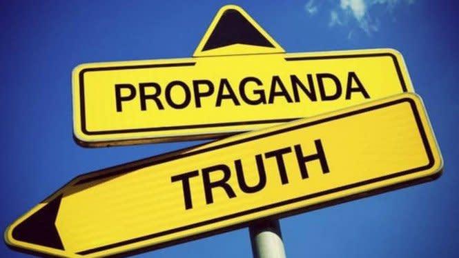 Pemutaran Film Propaganda yang Sarat Kebohongan di Negara Fiktif