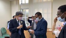索馬利蘭駐台代表參訪桃園療養院(3) (圖)