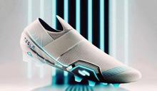會發光的 Tesla 特斯拉足球鞋!馬斯克快考慮推出吧
